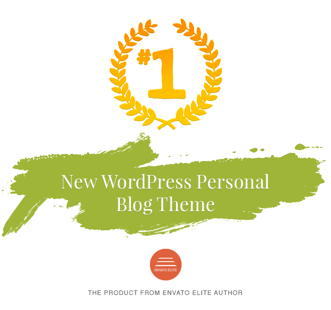 best selling wordpress blog theme
